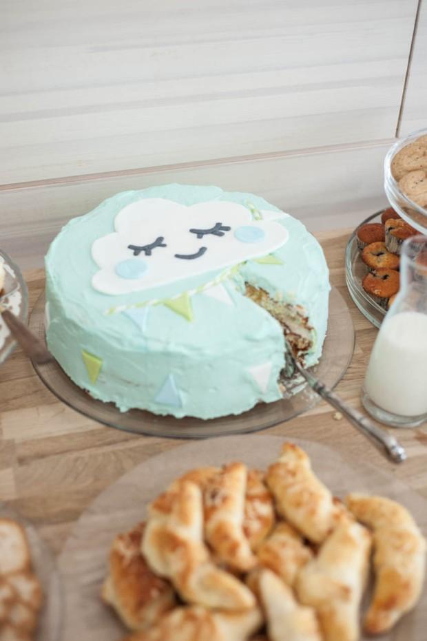 Paras kakku oli tavallinen mansikkakermakakku